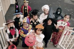 Halloween Time at Fontana Parks and Community Centers