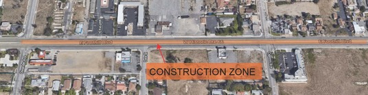 Foothill Boulevard Improvement Project