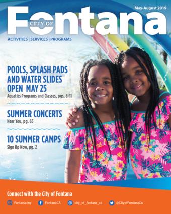 Summer 2019 Activities Brochure