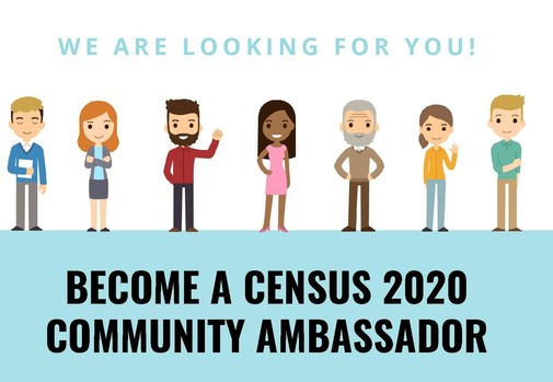 Join the City of Fontana as a Census 2020 Community Ambassador