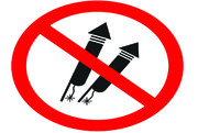 Say NO to Illegal Fireworks