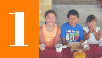 1 Summer Youth Lunch Program