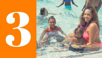 3-Family Fun Nights at Community Pools