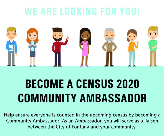 Help Ensure Everyone Counts in the 2020 Census