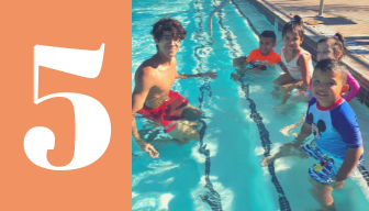 Rec Swim Open Weekends through October