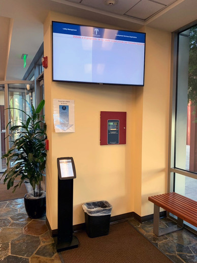 Customer Service Kiosks