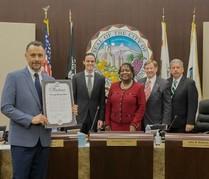 Fontana Planning Month Proclamation