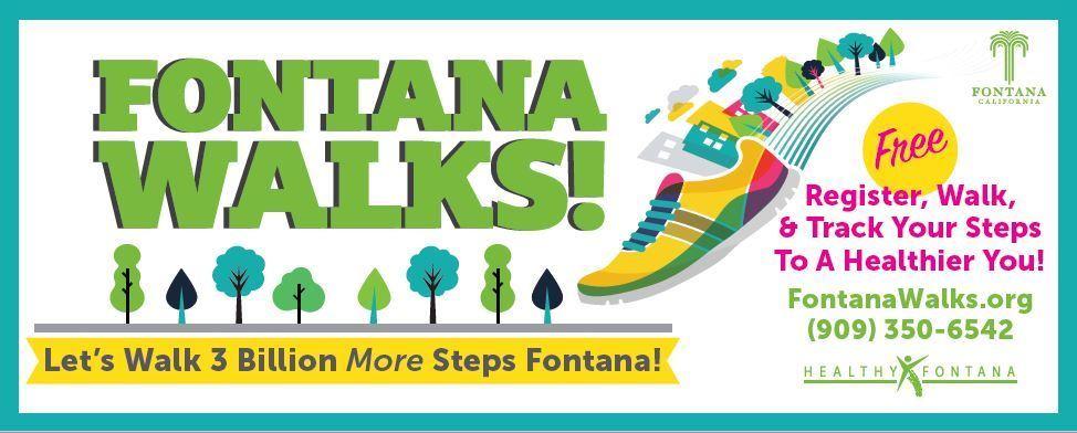 Fontana Walks!