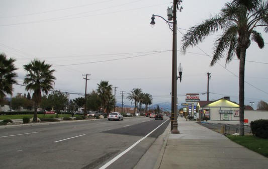 Foothill Widening Project Complete