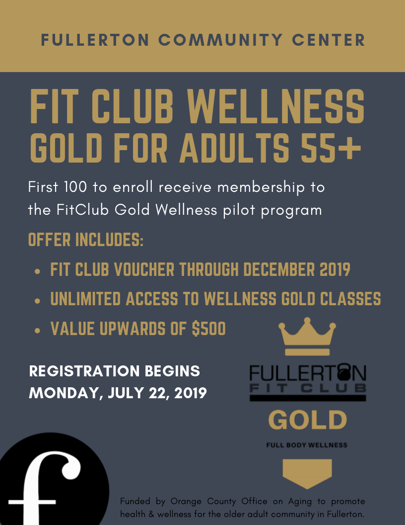 FitClub Gold