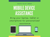 Library - Mobile Device Assistance