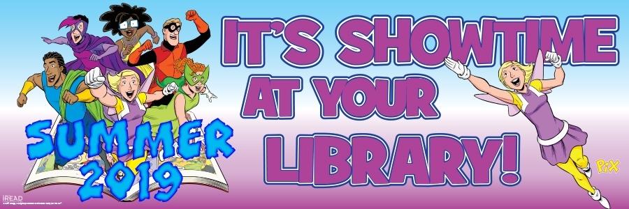 Library_Summer Reading Program