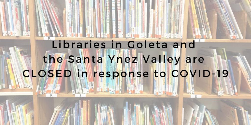 Libraries Closed_COVID-19