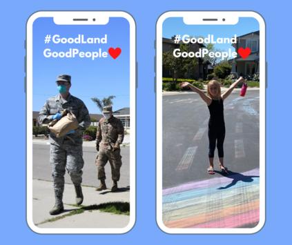 #GoodLandGoodPeople Photo Campaign