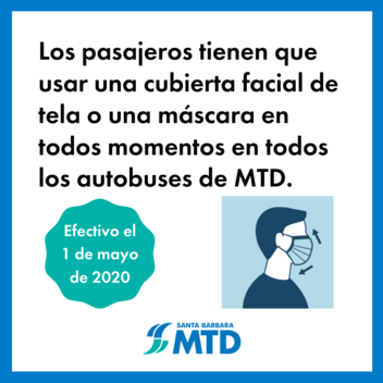 MTD Face Coverings_Spanish