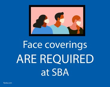 SBA Face Masks Required