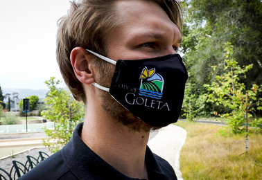 Michael Baris Face Mask