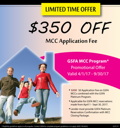 GSFA Promotional Offer