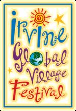 Irvine Global Village Festvial Logo