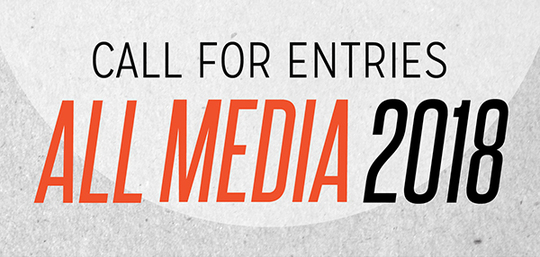 Call for Entries All Media 2018