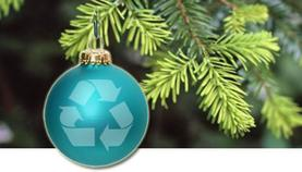 X-mas tree recycling
