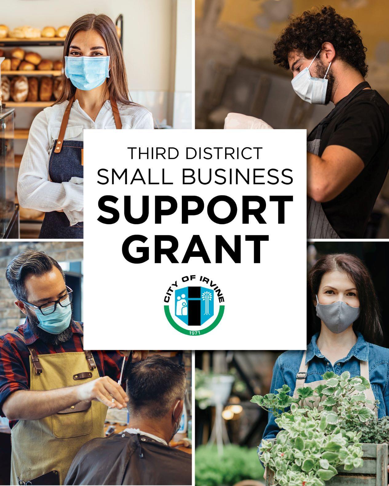 Third District Grant Program