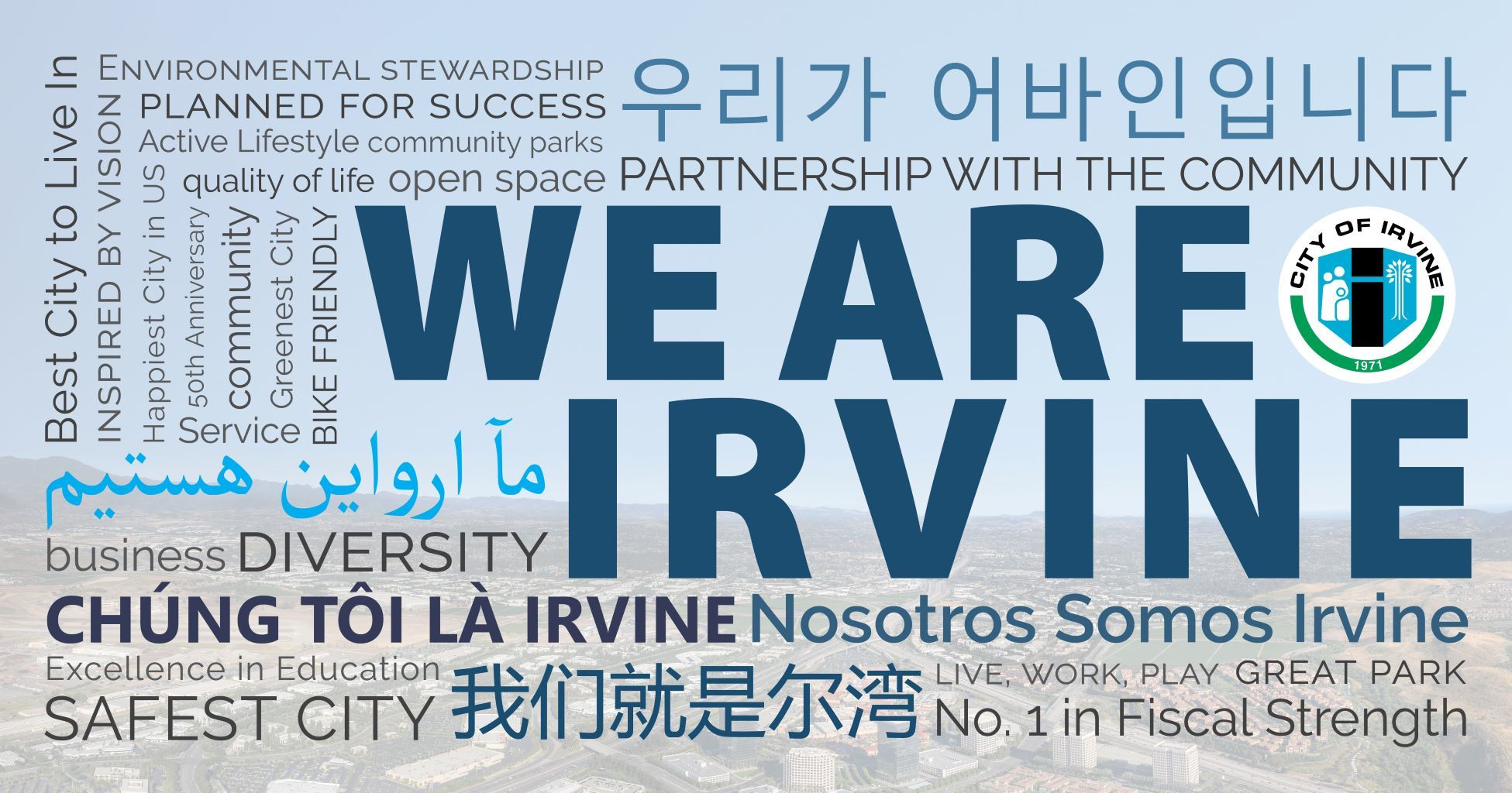 We Are Irvine