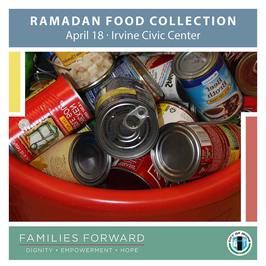 Food Collection Event