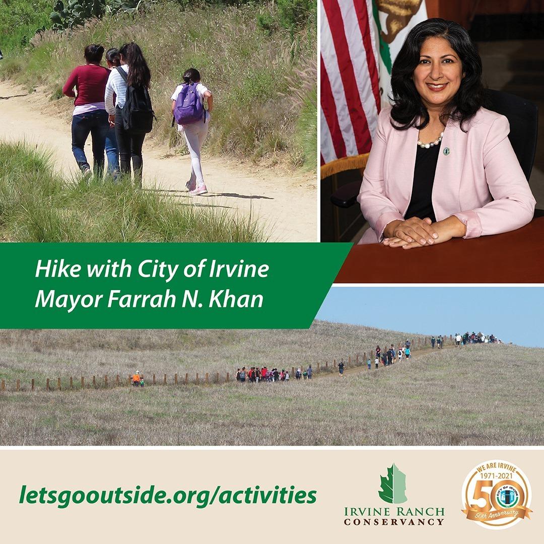 Hike with the Mayor