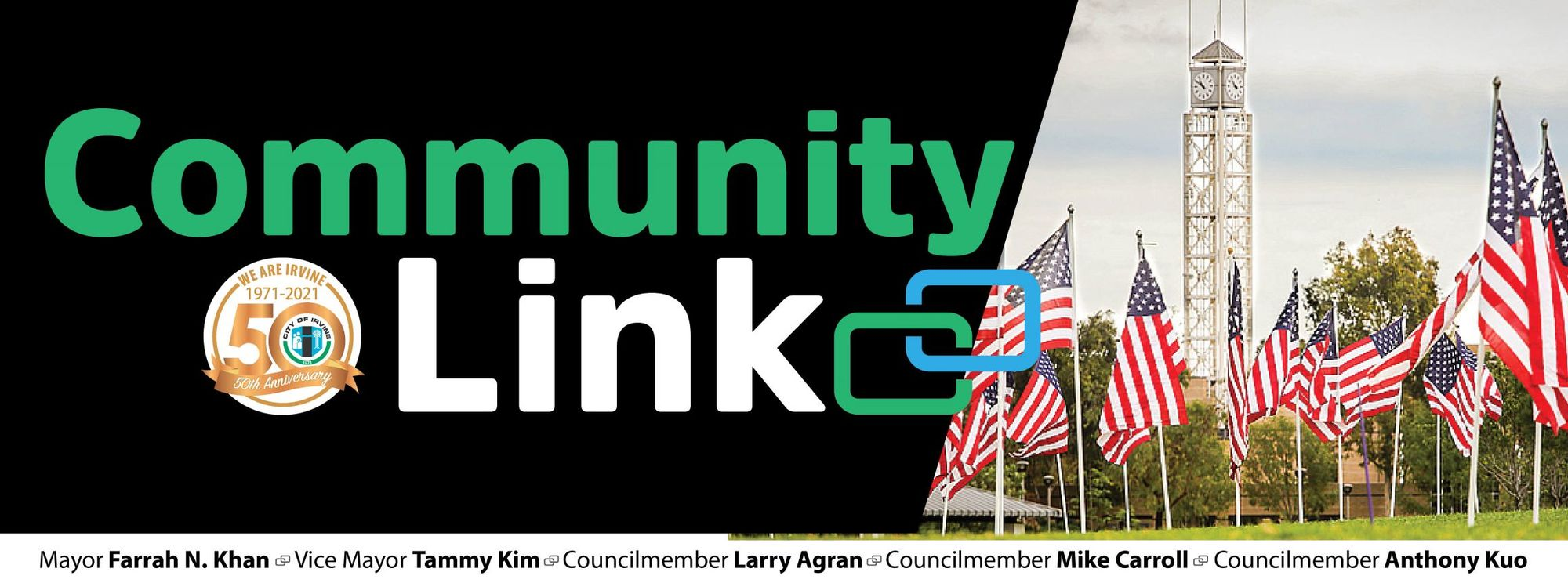 Community Link Header