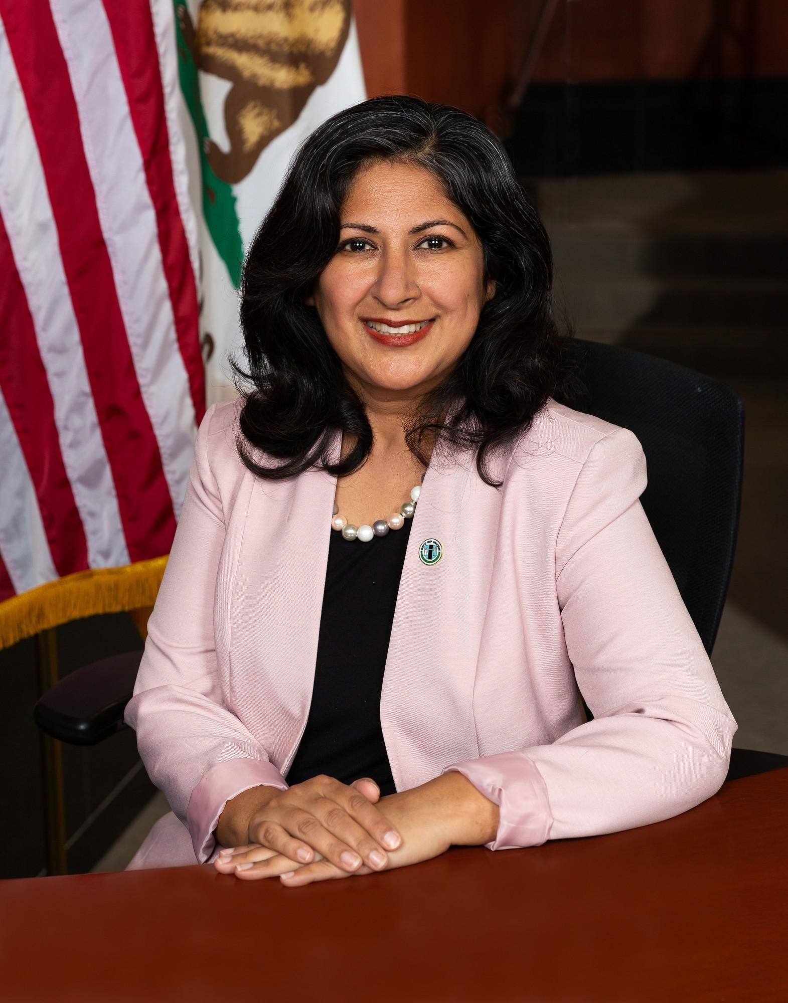 Mayor Farrah N. Khan