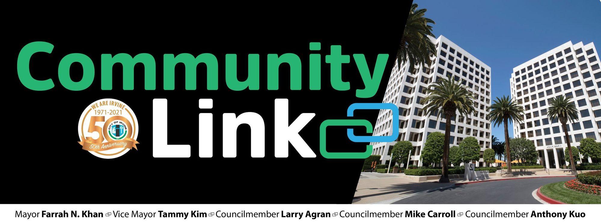 Community Link Newsletter