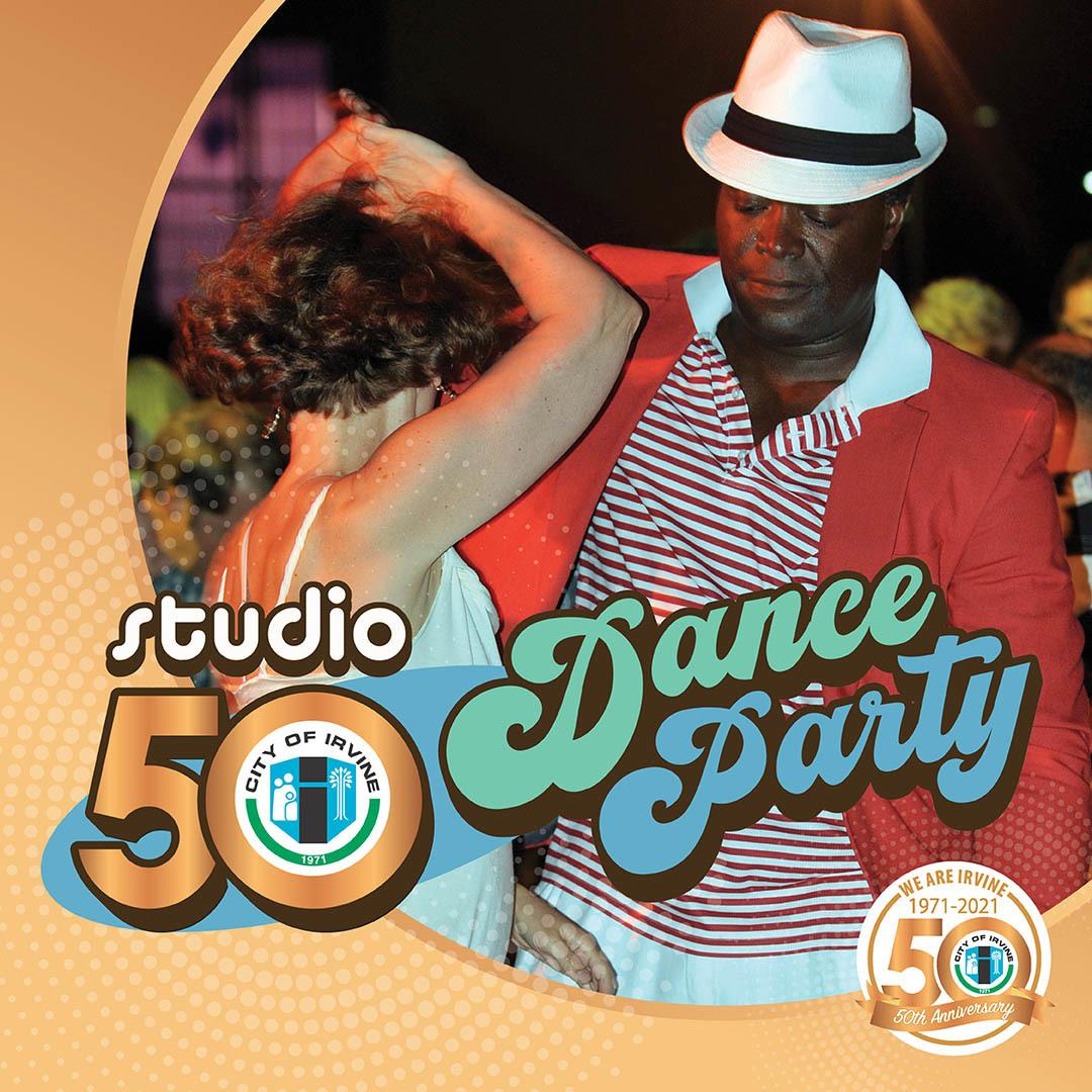 Studio 50 Dance Party