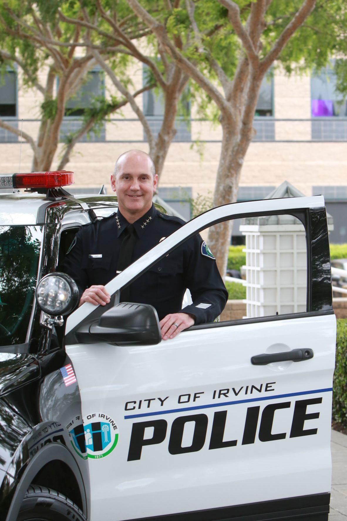 Chief Hamel Retires