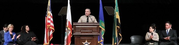 Sheriff Swearing In