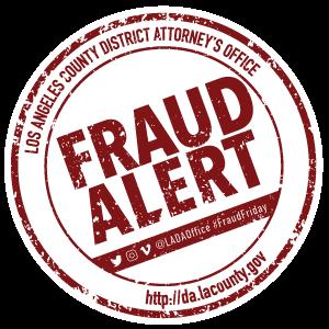 DA-Fraud Alert Seal
