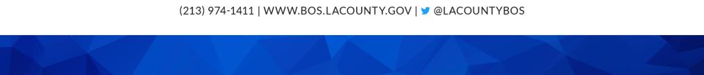 213-974-1411 www.bos.lacounty.gov at la county b o s