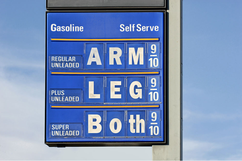 Stop Price Gouging