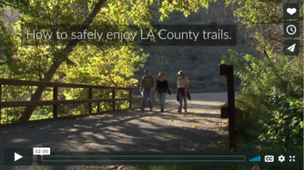 How to safely enjoy LA County trails