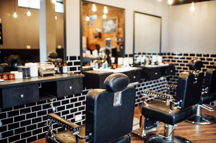 Hair Salon Barbershops