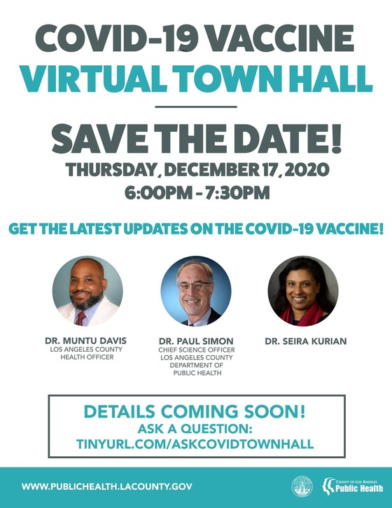Vaccine Town Hall