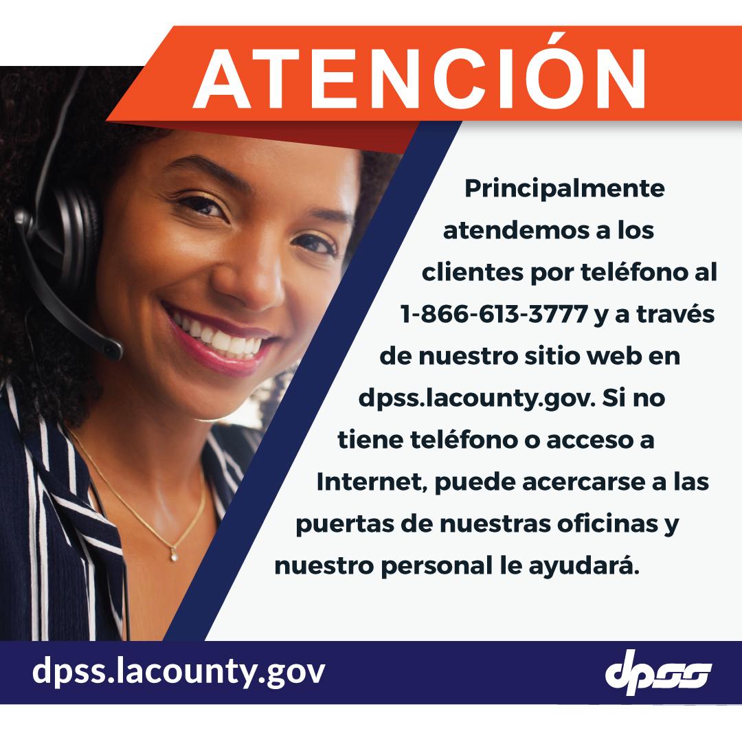 DPSS OFFICE Spanish