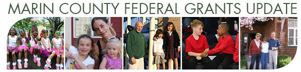 Banner: Marin County Federal Grants Update