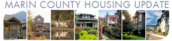 Banner: County of Marin Housing Update