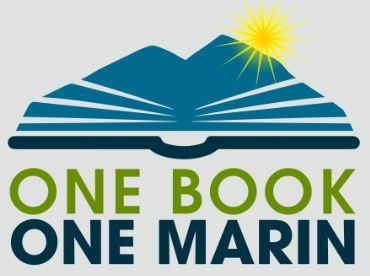 One Book One Marin logo