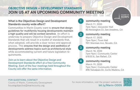 Community Workshop Information