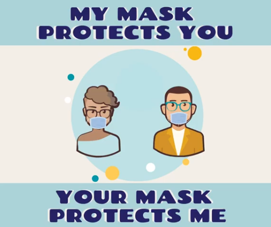 My Mask Your Mask
