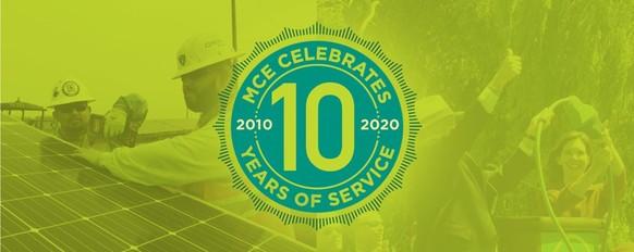 MCE Celebrates 10 Years