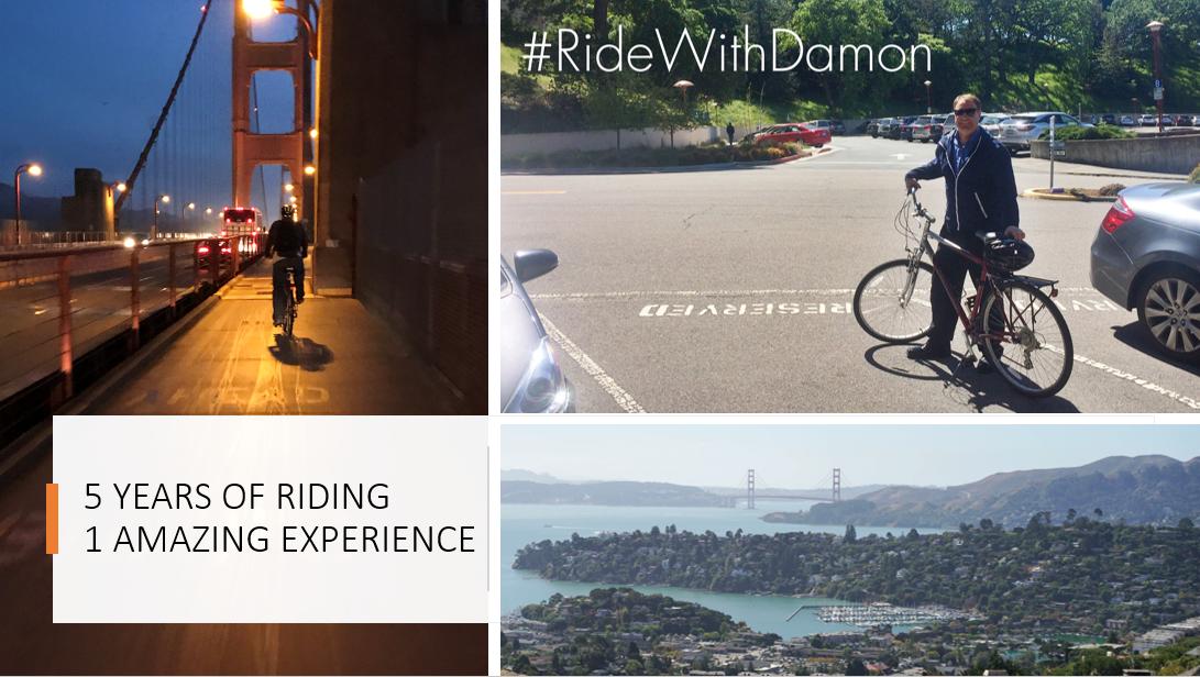 #RideWithDamon