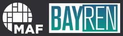 BayREN and MAF logos